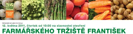 Nový farmářský trh v Praze 1